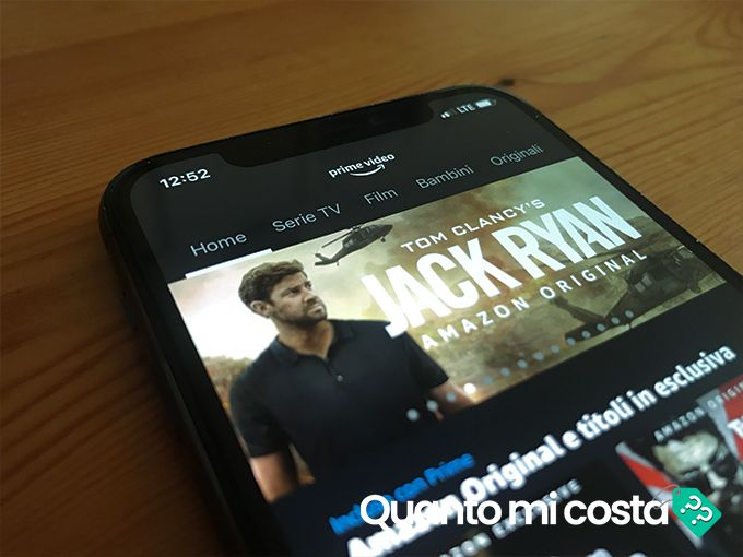 Quanto costa Amazon Prime Video?