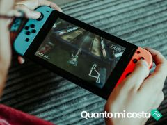 Quanto costa la nintendo switch?