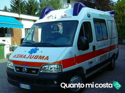 Quanto costa un'ambulanza?